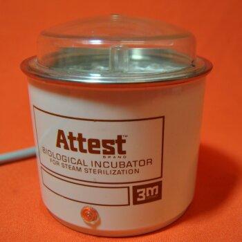 gebrauchter Inkubator 3M Attest Biological Incubator for Steam Sterilisation 108AB