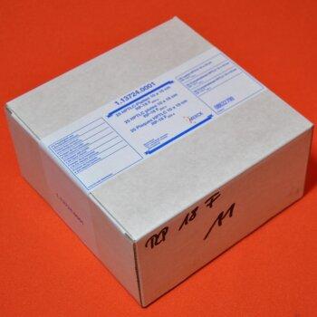 25 DC-Platten Merck 1.13724.0001 HPTLC-Fertigplatten 10x10 cm  RP-18F254S