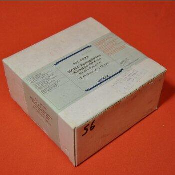 25 DC-Platten Merck 5628 HPTLC-Fertigplatten 10x10 cm Kieselgel 60 F254 für Nano DC
