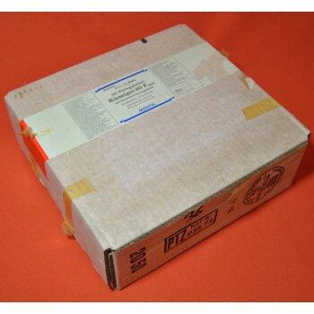 50 DC-Platten Merck 11846 DC-Fertigplatten 10x20 cm  Kieselgel 60 F254 0,25 mm mit Konzentrierungszone