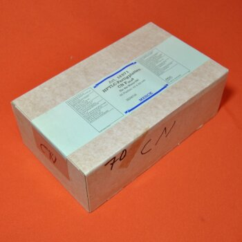 25 DC-Platten Merck 12571 DC-Platten 10x20 cm CN F254S für Nano-DC