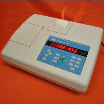 gebrauchtes Trübungsphotometer HACH 2100AN Turbidimeter NTU/EBC/%T/Abs/CU