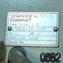 gebrauchter Reagenzglasschüttler Vortexer Heidolph REAX 1R