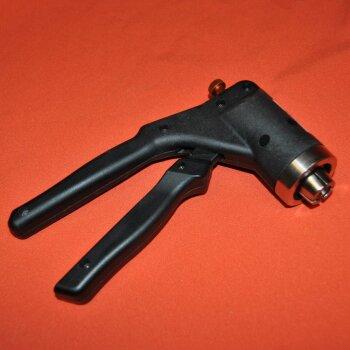 gebrauchte Bördelzange Vial Crimper 11 mm Hand-Crimper Macherey Nagel 735211