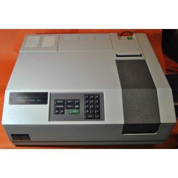 gebrauchtes Spektralphotometer Perkin Elmer Lambda 12 UV-vis-Spectrophotometer