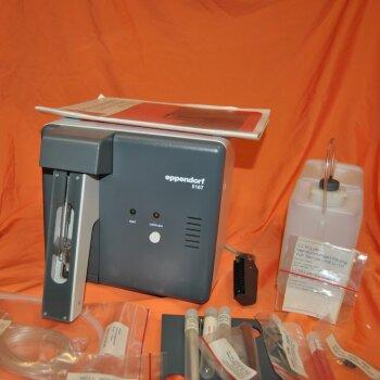 unbenutzter Verdünnungsautomat für Flammenphotometer Eppendorf 5167