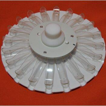 gebrauchter Rotor SB3/2 20x 9-20mm für Rotierapparat Stuart rotator SB3 und Stuart SB2