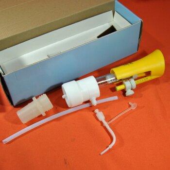 unbenutzter Flaschenaufsatz-Dispenser Fortuna Optifix Universal Dispenser 2...10 ml