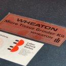 gebrauchter Homogenisatorsatz Wheaton Micro Tissue Grinder Kit