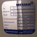gebrauchter Stickstoffbehälter Messer Griesheim BIO 34 für Cryolagerung