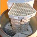 gebrauchtes Flüssigstickstoff -Lagergefäß...