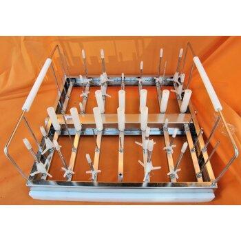 gebrauchter Injektor-Spülkorb für BHT Innova L3 Edelstahl