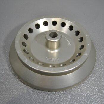 gebrauchter Festwinkel-Rotor Sigma 12028 15.000 U/min 18x 2mL