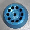 gebrauchter Festwinkel-Rotor Sigma 12111 26.000 U/min 10x 10mL