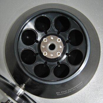 gebrauchter Festwinkel-Rotor Sorvall SS-34 20.000 U/min 8x50ml