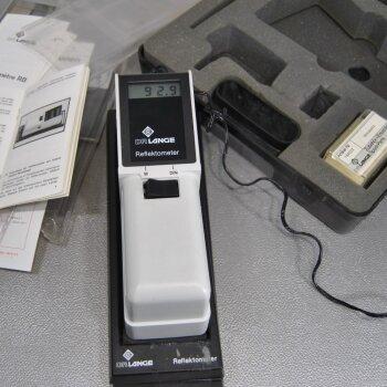Dr. Lange Reflektometer RB60 60° LMG062, gebraucht