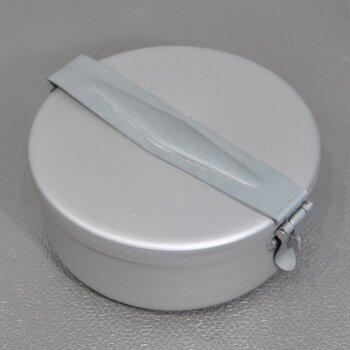 gebrauchte Pulvermischdose nach Wolsiffer Alu