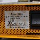 gebrauchte Reihenheizbank Gerhardt KI 26  für 6x 250-750 mL Rundkolben