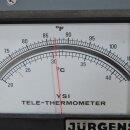 gebrauchtes elektronisches 6-Kanal-Thermometer mit...