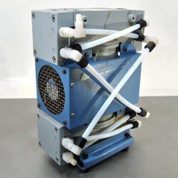 gebrauchte Vakuumpumpe Vacuubrand ME8C Membranpumpe