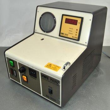 gebrauchtes Schmelzpunktmessgerät HWS SG 2000