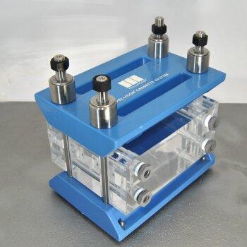 gebrauchter Millipore Pellicon Cassette System Tangentialfluss-Filtergehäuse
